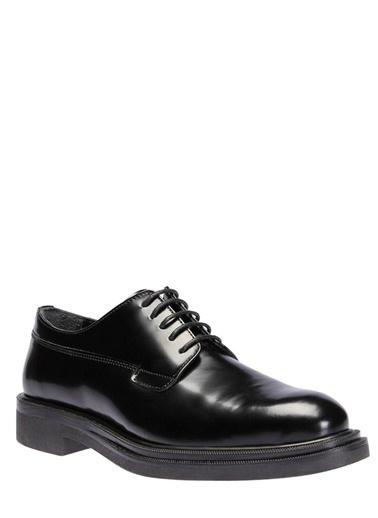 İnci %100 Deri Casual Ayakkabı Siyah